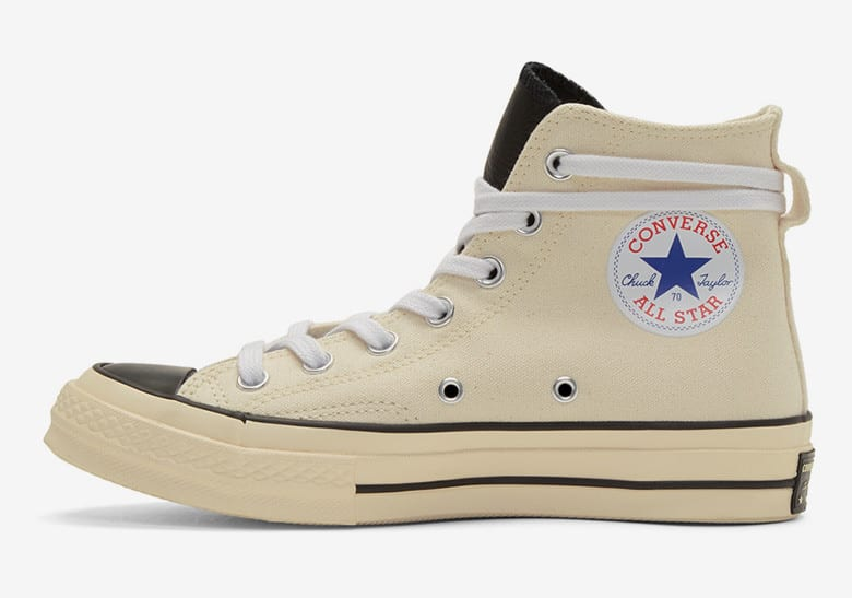 fear of god converse essentials chuck