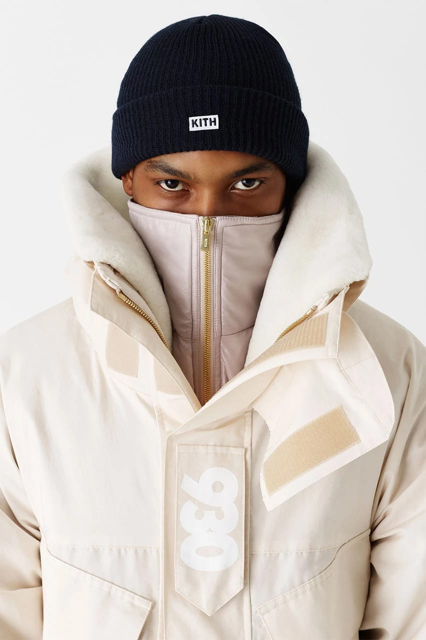 kith winter  collection
