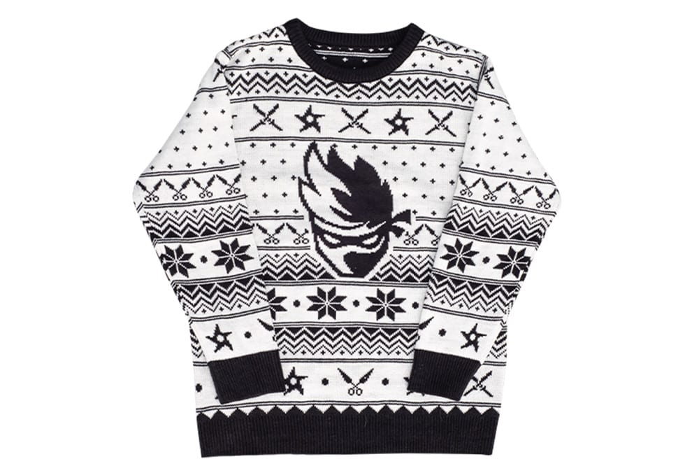 lil yachty ninja holiday sweater collection