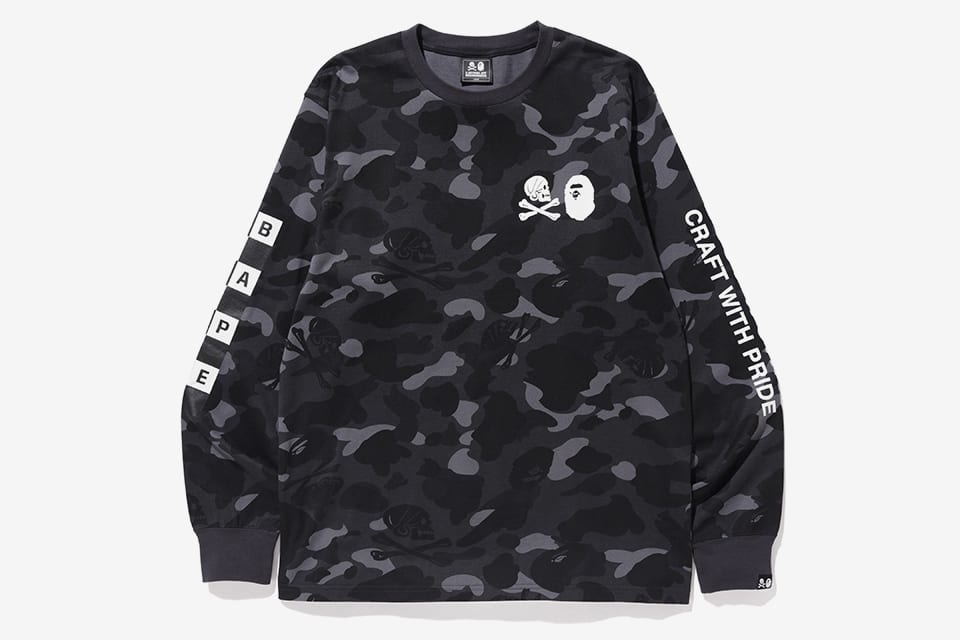 544b7e583 ... followed by a wider release at BAPE's flagships in China and Japan, in  addition to NEIGHBORHOOD Japan and HOODS Beijing, starting on January 2.