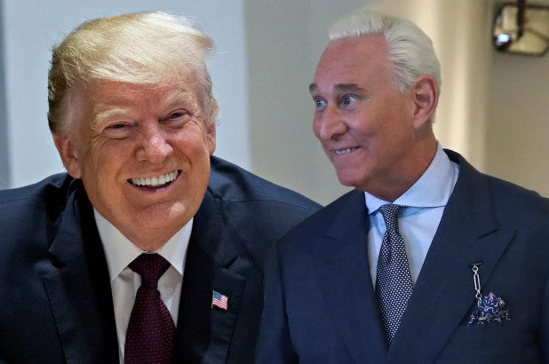 Trump Adviser Roger Stone Pleads The Fifth