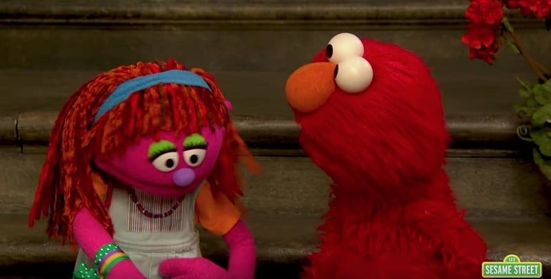 Sesame Street Introduces New Puppet to Aid Stigma Associated with Homelessness