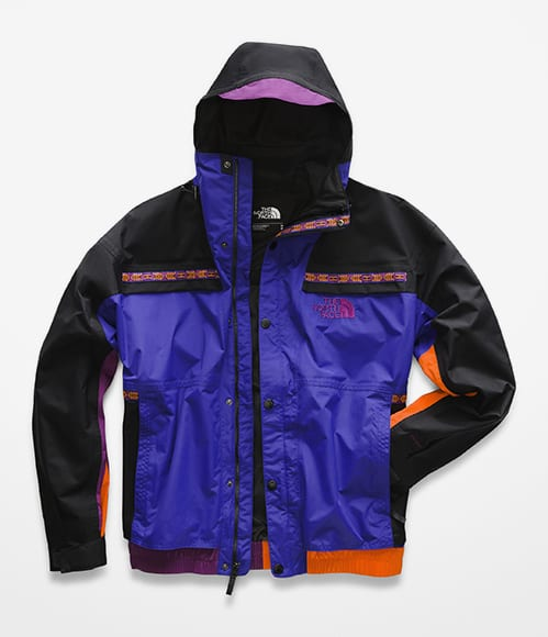 b32c4c1352 Expect The North Face  92 RAGE collection to arrive at select retailers  beginning February 2019. Check out the vibrant set of gear in detail below