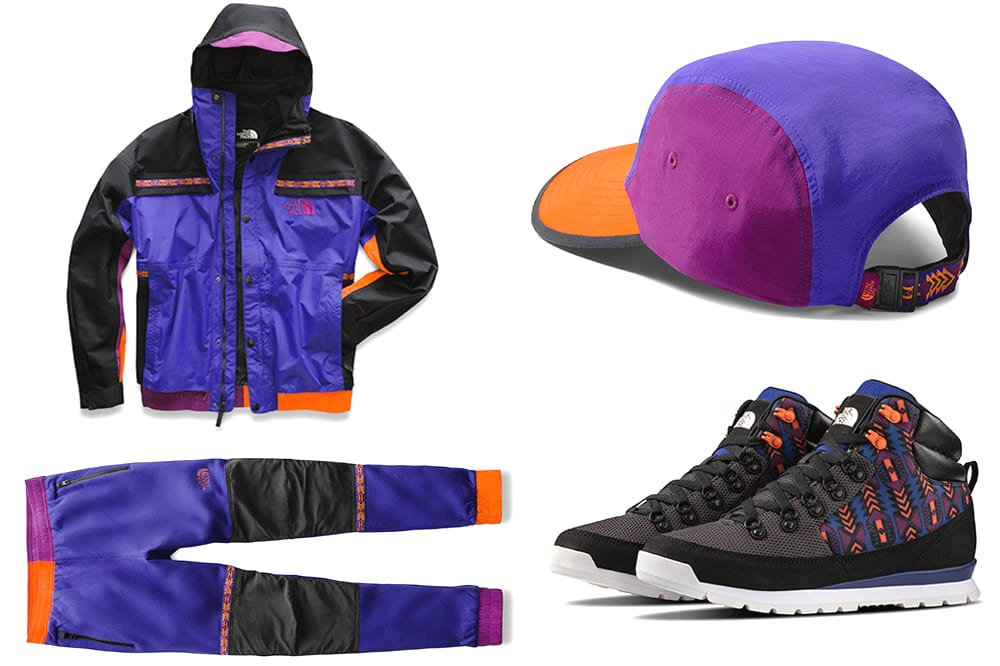 the north face  rage collection