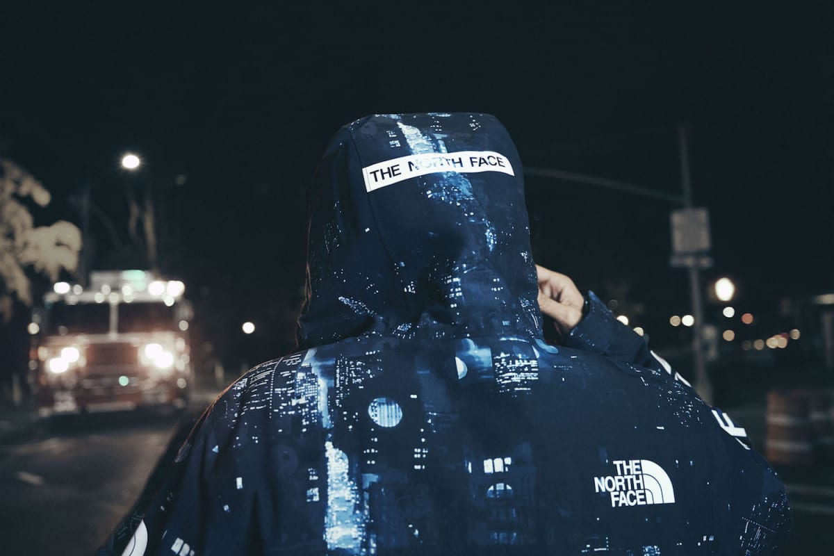 """8afd878e92 The North Face x Extra Butter """"Night Crawlers"""" Collection will arrive  exclusively through the EB online shop and flagship store on 125 Orchard St  in NYC ..."""