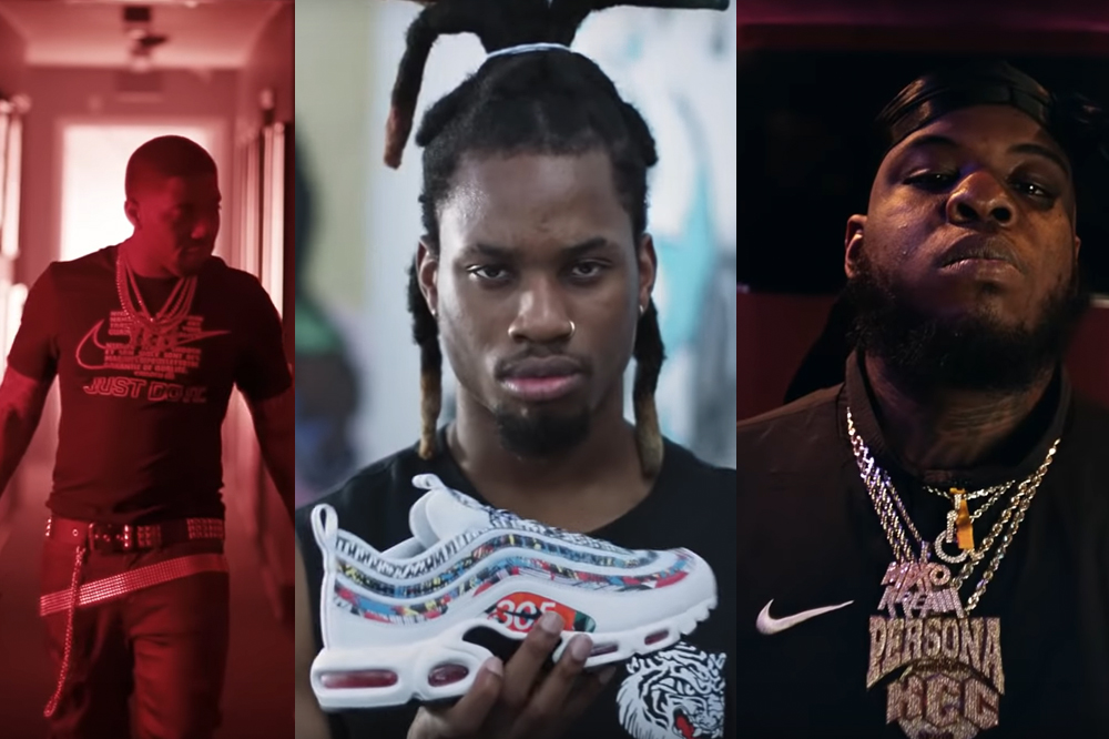 yfn lucci denzel curry maxo kream nike home away foot locker