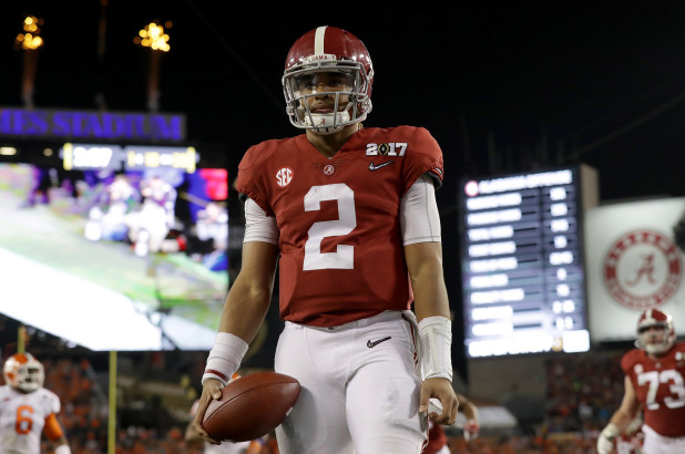 Alabama Quarterback Jalen Hurts Announces He Is Taking Talents to Oklahoma