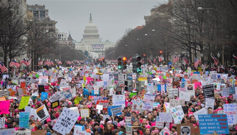 Women's March on Washington to Take Place This Weekend