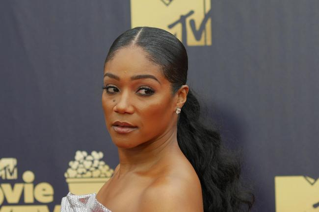 Tiffany Haddish Reacts to Adrien Broner Saying He Beat Manny Pacquiao
