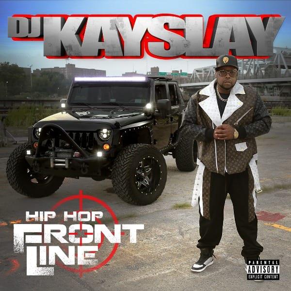 DJ Kay Slay feat. Raekwon, Cee-Lo Green, Grandmaster Caz & Melle Mel Drop 'Hip Hop Frontline'