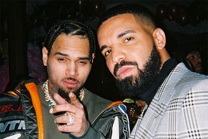 Drake Teases Collaboration With Chris Brown