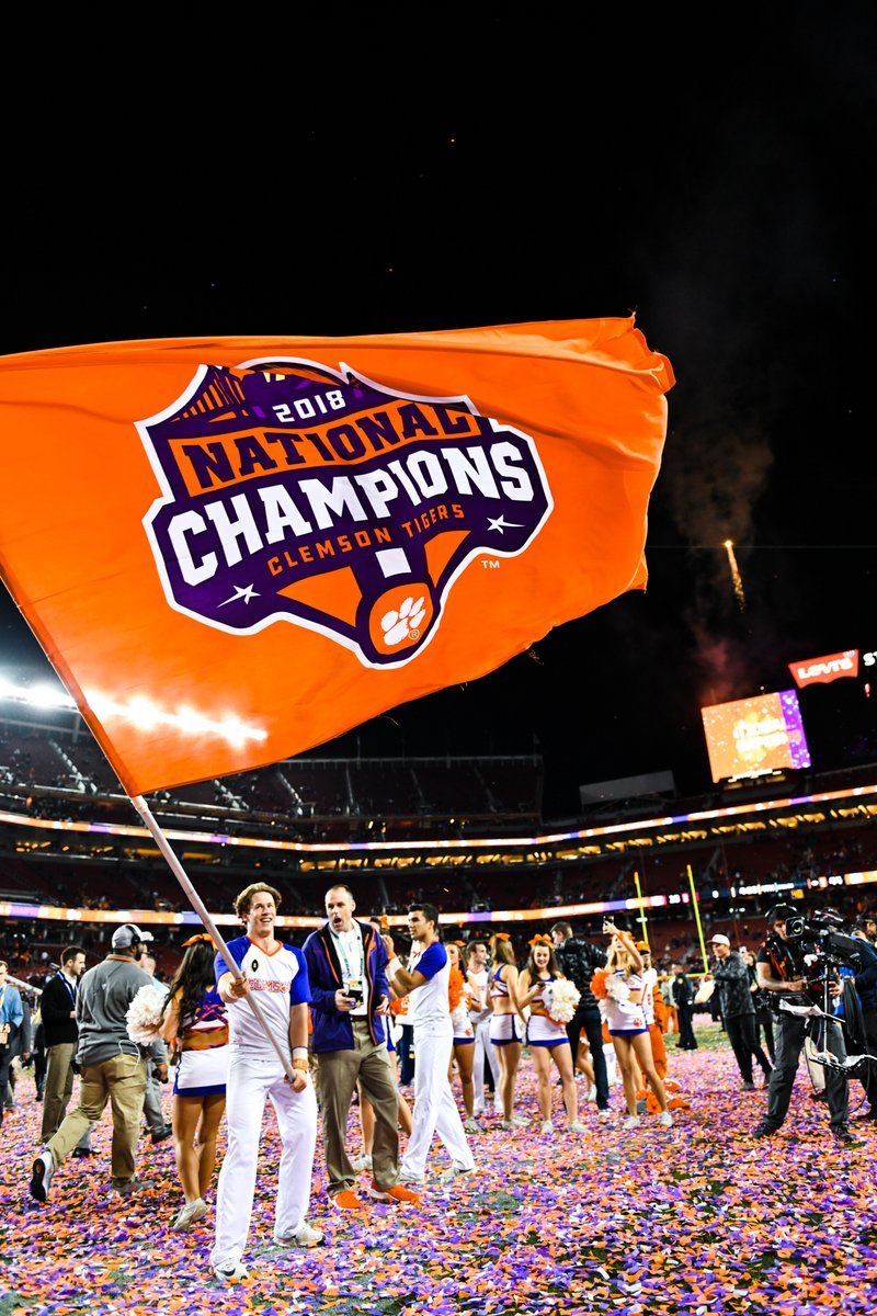Clemson Dominates Alabama to Win College Football National Championship