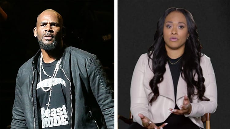 Lisa Van Allen Reveals R. Kelly Likes to Receive Penetration