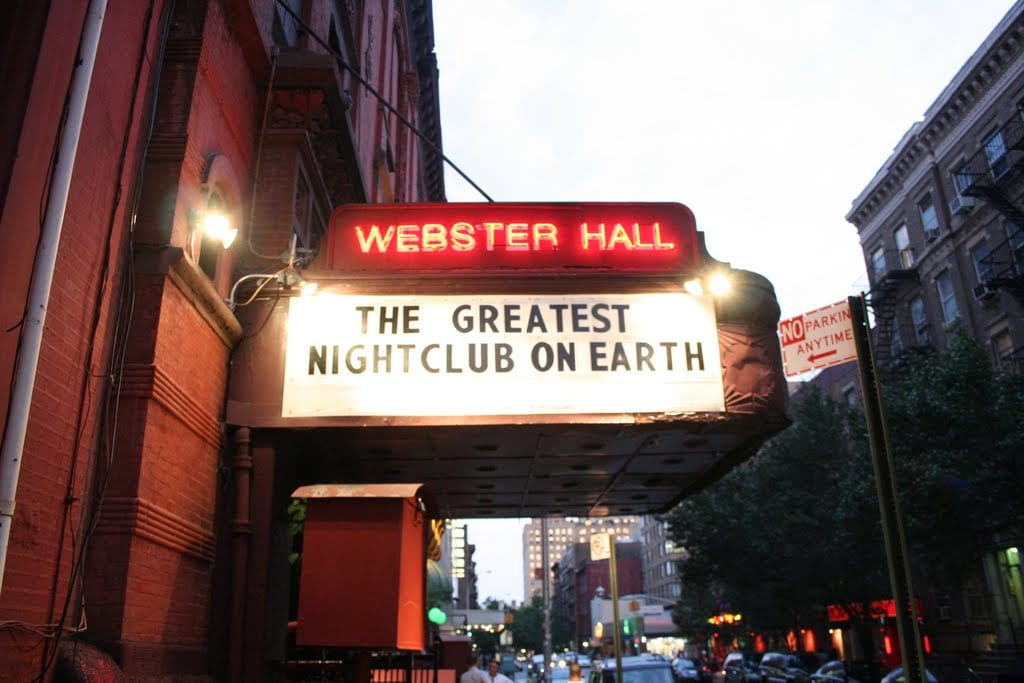 New York's Webster Hall is Set to Re-Open in Spring 2019