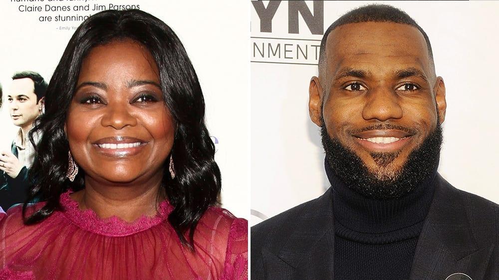 Octavia Spencer Reveals LeBron James Helped her Get Equal Pay for Madam C.J. Walker Biopic