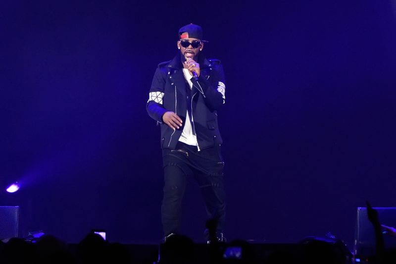 R. Kelly and Sony Reportedly Agree to Split as Sex Scandal Unfolds