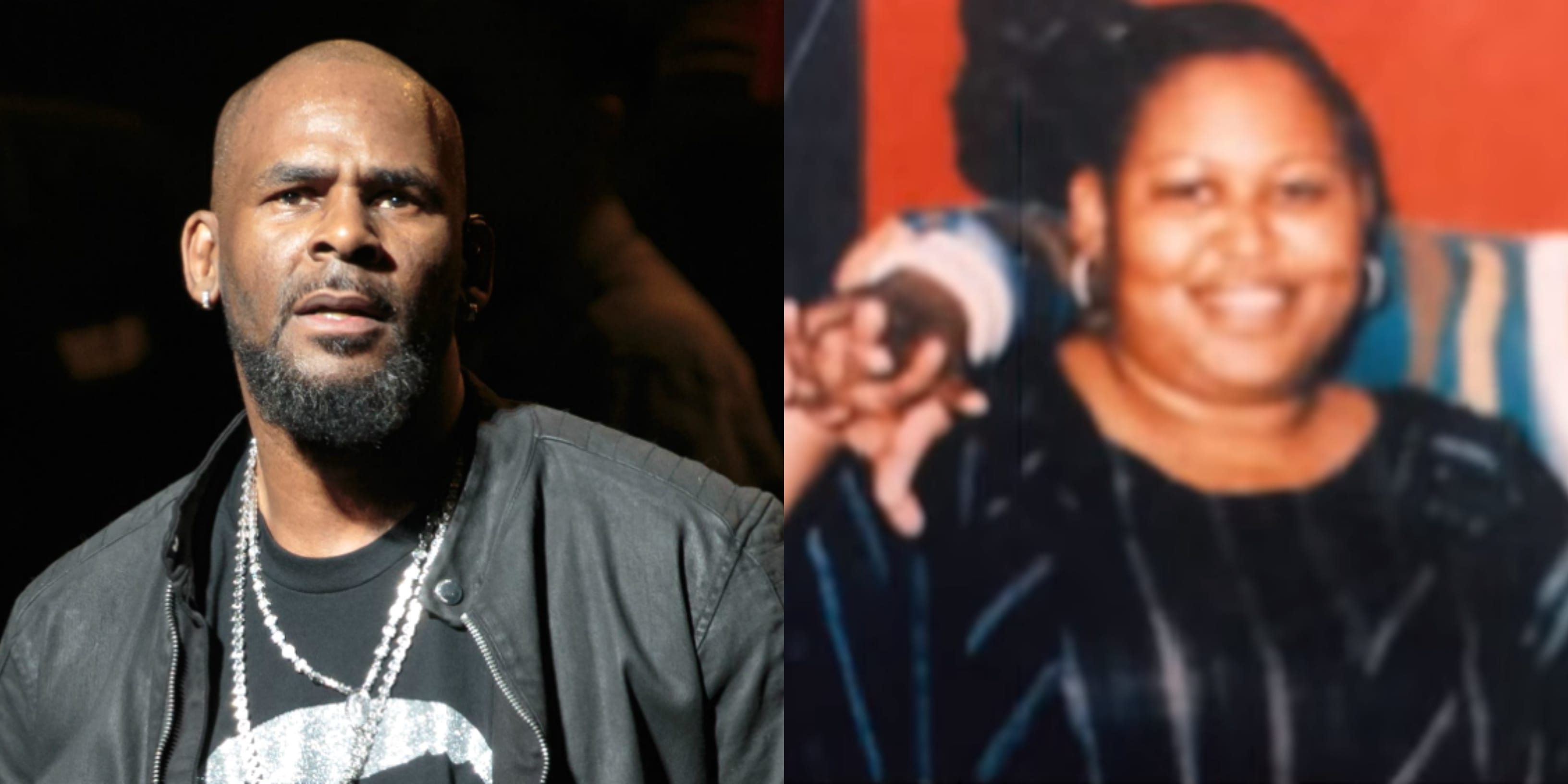 R. Kelly's Brother Says They Were Sexually Molested By Their Sister