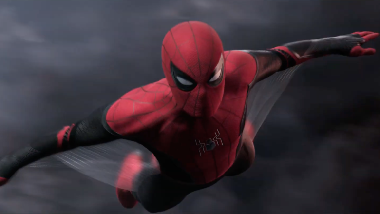 SonyPicturesReleasesFirstTrailerfor'Spider Man:FarFromHome'
