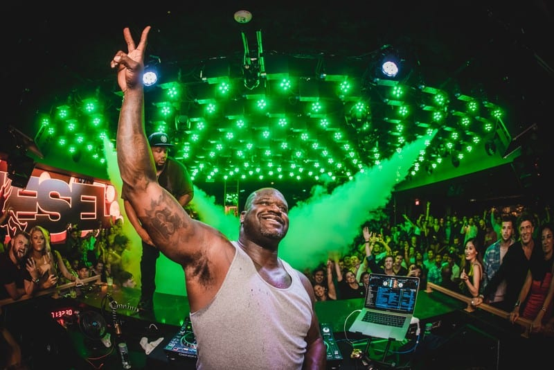 NBA Legend Shaquille O'Neal is Ready to Bring His 'Fun House' to Super Bowl Weekend