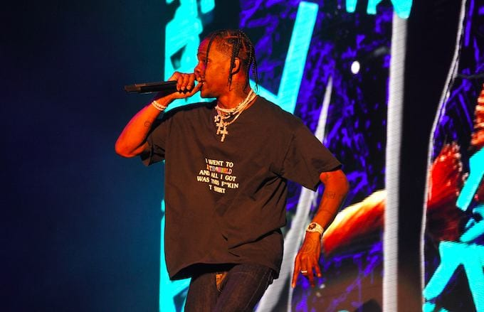 Travis Scott Reportedly Agreed to Perform for Super Bowl if NFL Donates to Social Justice Cause