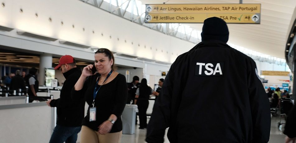 Unpaid TSA Workers Play Travis Scott's 'Sicko Mode' on Loudspeaker at JFK Airport