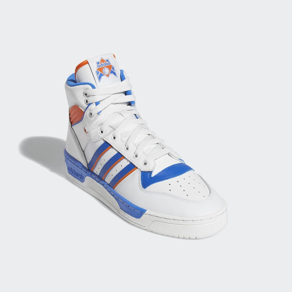 pretty nice fe79d a2497 Taking us back to an era in New York sports history that Patrick Ewing  helped spearhead circa 1986, the revamped 2019 version of the Rivalry is  decked out ...