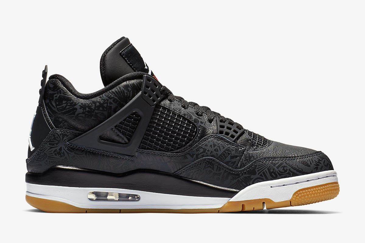 lowest price 90d96 af9e1 The Air Jordan 4 Gets a Commemorative 30th Anniversary ...