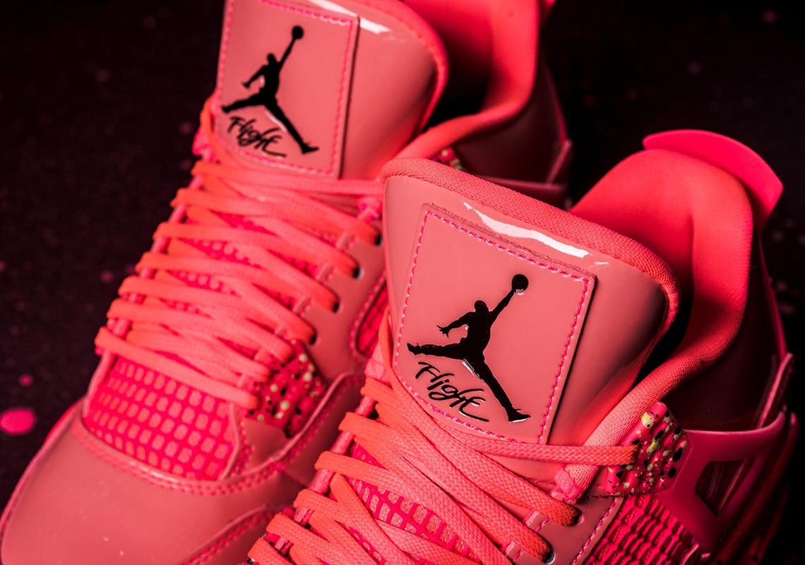 100% authentic 1030d c6b63 For the Ladies: Air Jordan 4 WMNS NRG