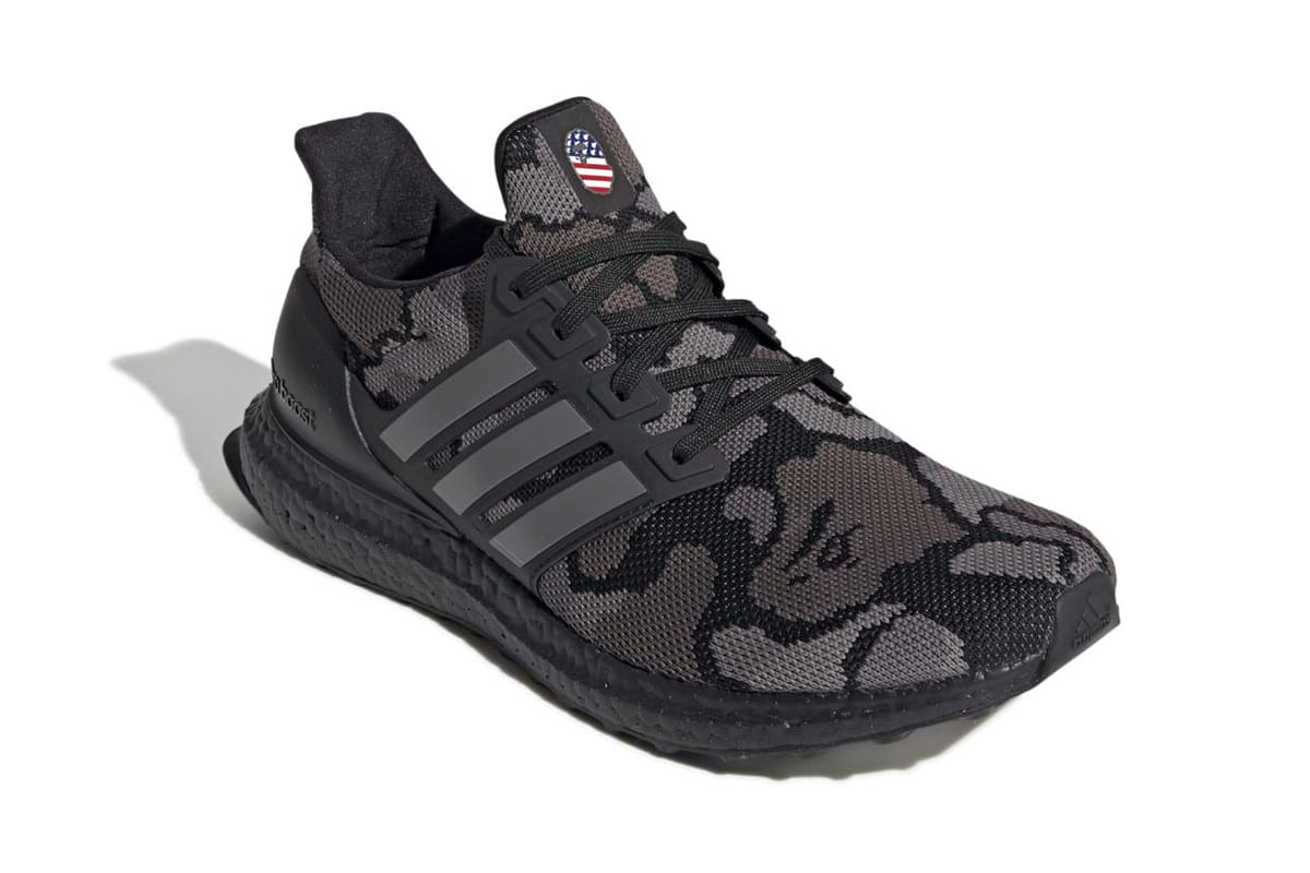 f1951a872fa Look for the BAPE x adidas UltraBOOST to arrive on February 2. Get a look  at both colorways below