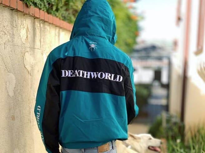 earl sweatshirt deathworld winter  collection