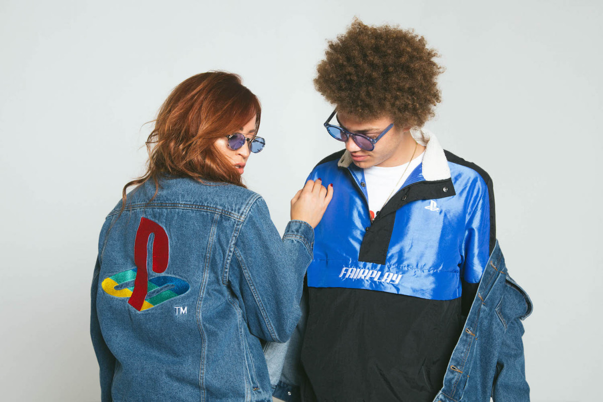 fairplay playstation  capsule collection