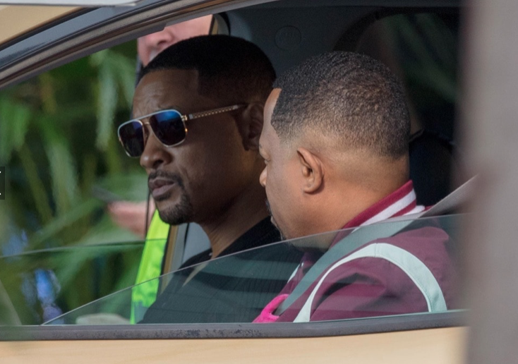 Will Smith and Martin Lawrence Begin Shooting 'Bad Boys for Life' in Atlanta