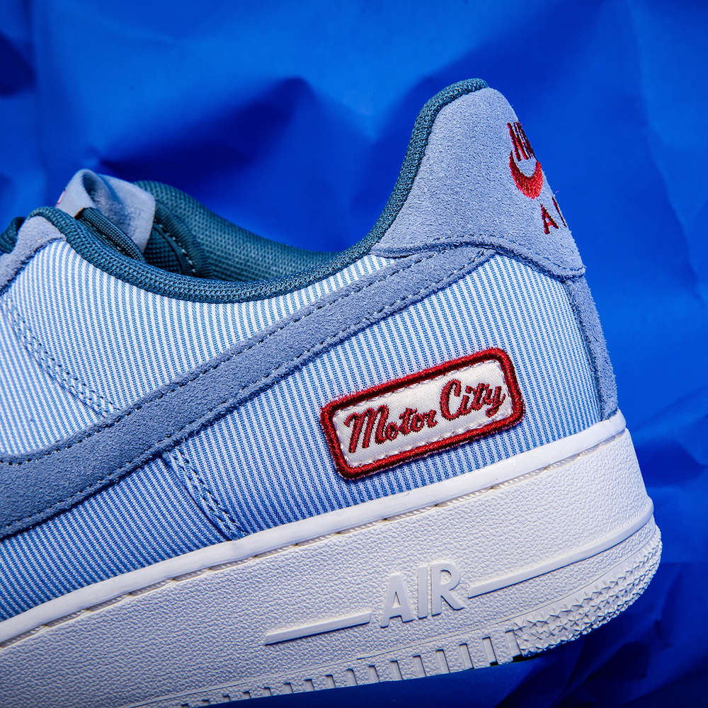 Foot Locker Taps Tee Grizzley Haha Davis For A Detroit Inspired Af1 Collection