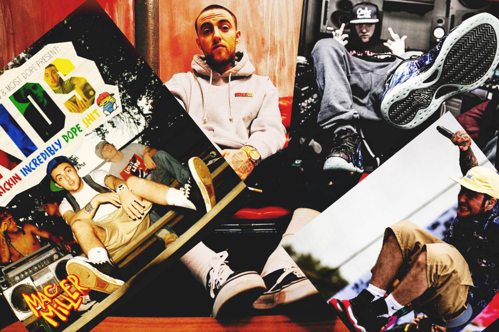 mac miller  best rap lyrics sneakers