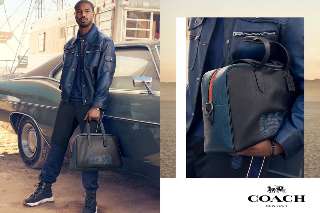 See Michael B. Jordan s First Ads as the Global Menswear Ambassador ... da53c29a0