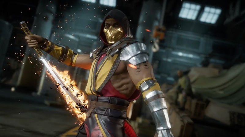'Mortal Kombat' is Back and So Are More Gruesome Fatalities