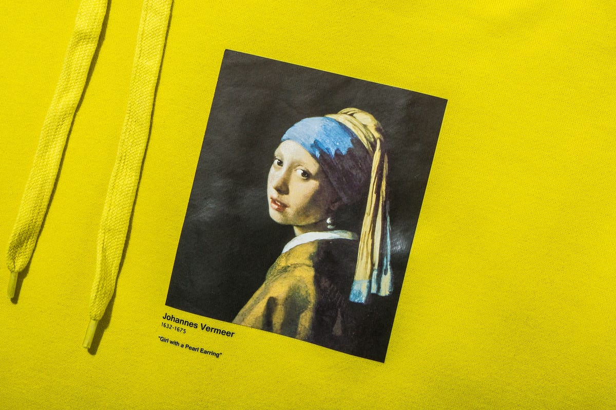 Japanese Streetwear Brand monkey time Mixes Fashion & Art In All The