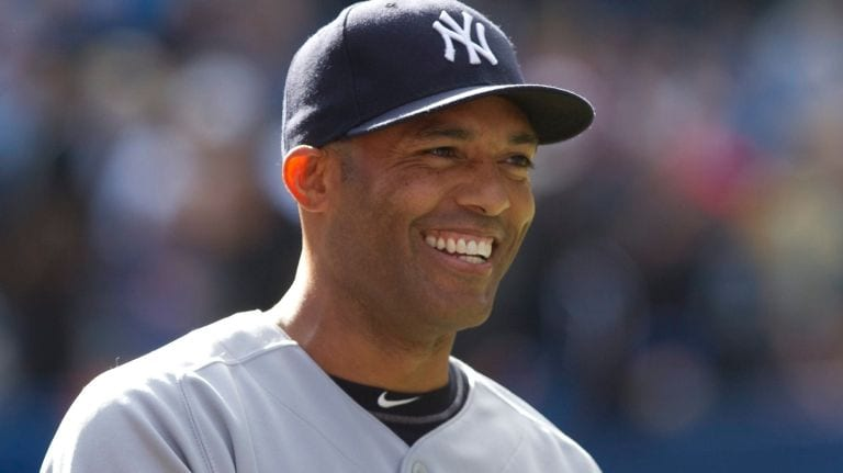 b8ab4556 Mariano Rivera Becomes the First Unanimous Inductee Into the Baseball Hall  of Fame