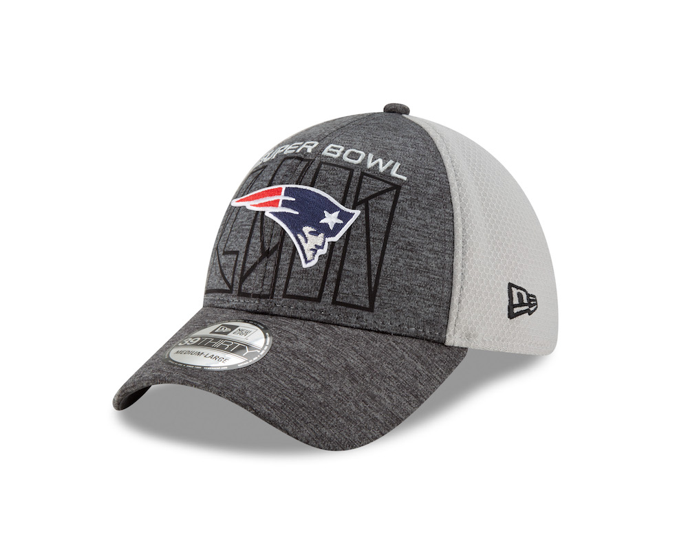 """ab215298056a6e Then you've got the """"New Era Super Bowl LIII Side Patch"""" set ($25 USD – $38  USD), complete with a 59FIFTY, 9FIFTY, 39THIRTY, 9FORTY, and 9TWENTY that  were ..."""
