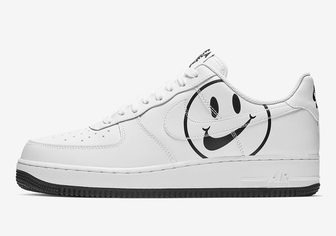 """the latest 9092a d37d8 The Swoosh Is All Smiles With the Air Force 1 """"Have a Nike Day"""""""