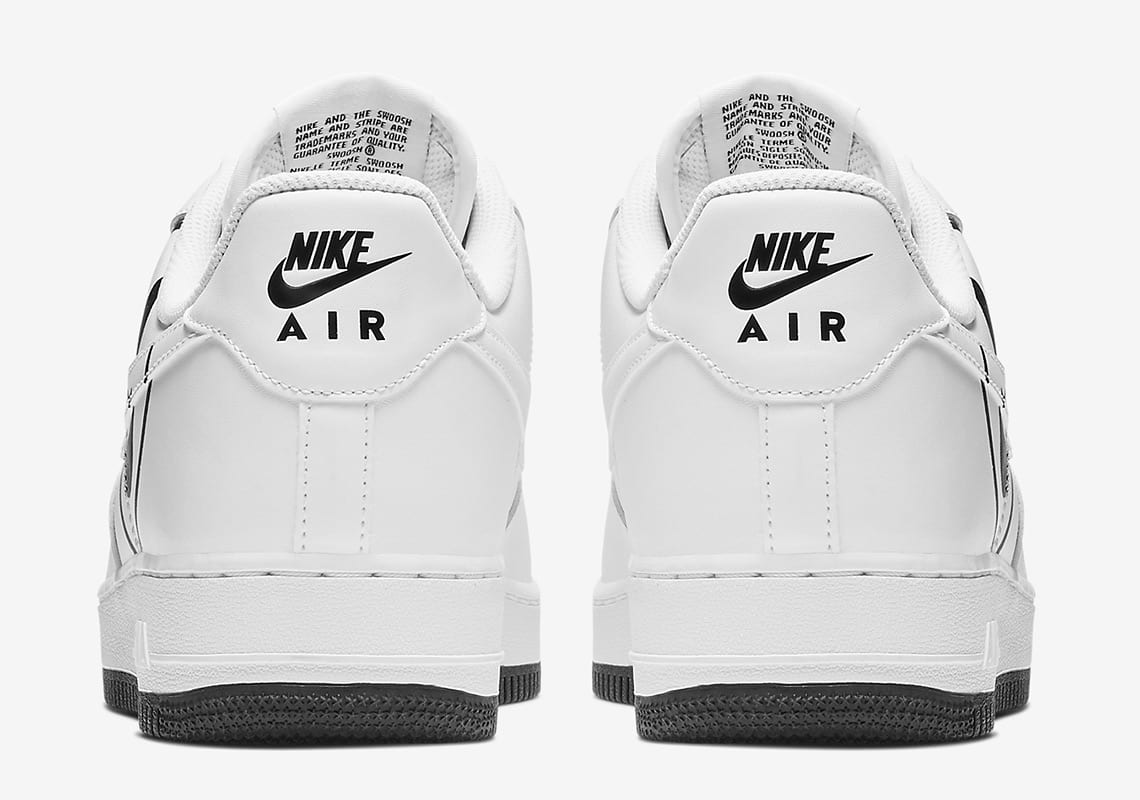 Available Now, Take A Look At The Nike Air Force 1