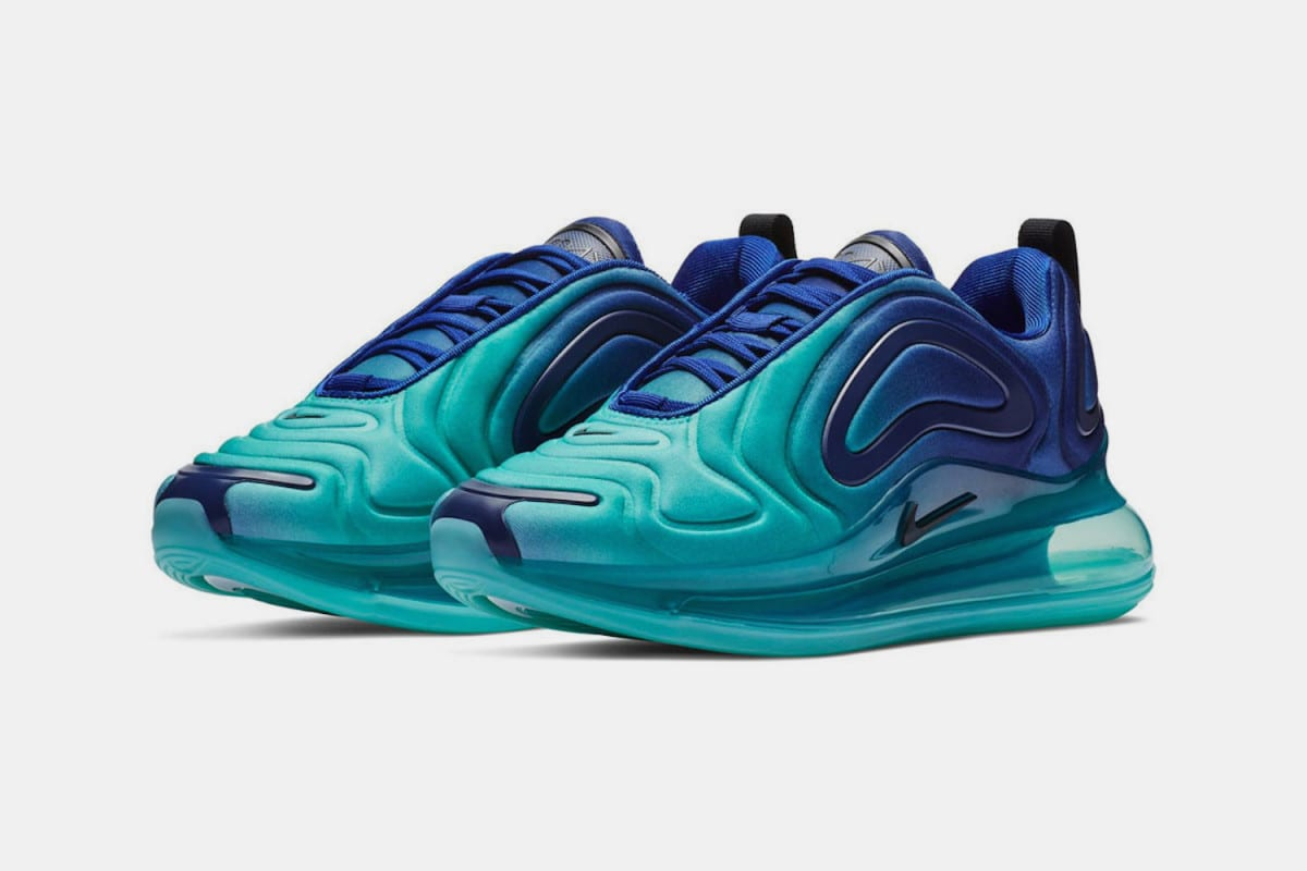 fdb4481290c1 Peep the Nike Air Max 720 Colorways Expected to Drop in February ...