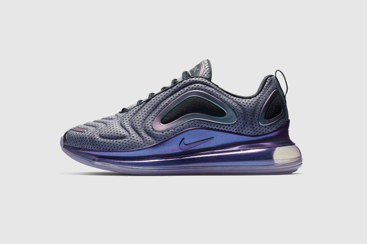 The super high-tech silhouette introduces Nike s tallest Air bag unit to  ever make it on a shoe in the roster 971edad41