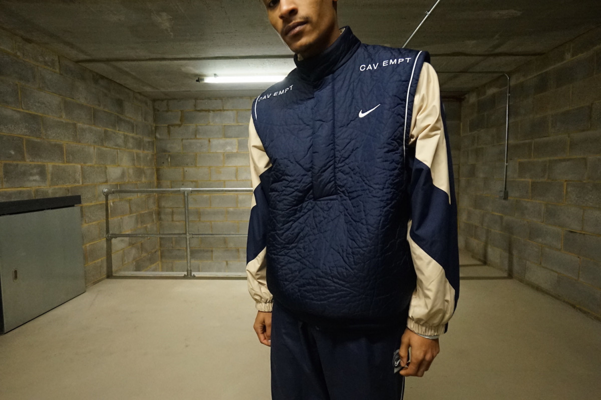 nike cav empt collection