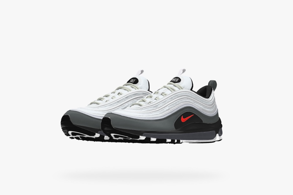 """5cf4dabe42d8 Nike iD Lets You Control the New Air Max 97 Colorway With Its """"Nike ..."""