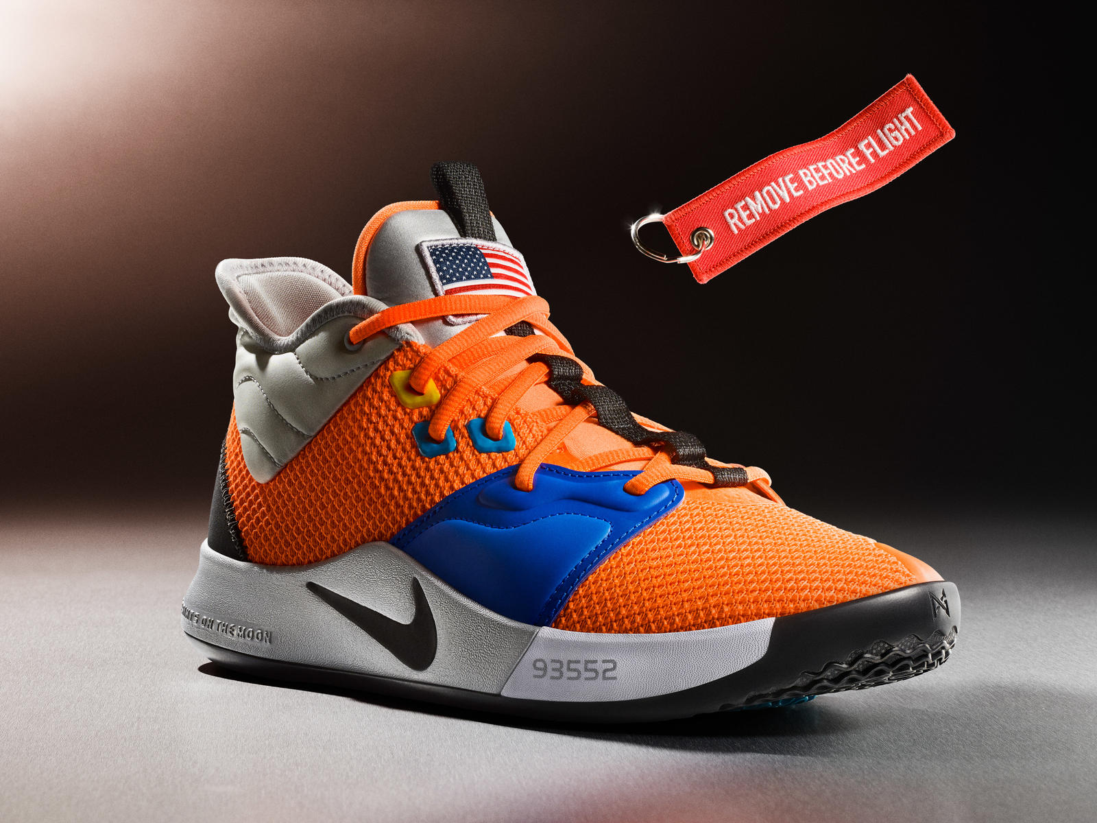 Nike Nasa Come Together For Paul George S New Pg3 Signature Shoe