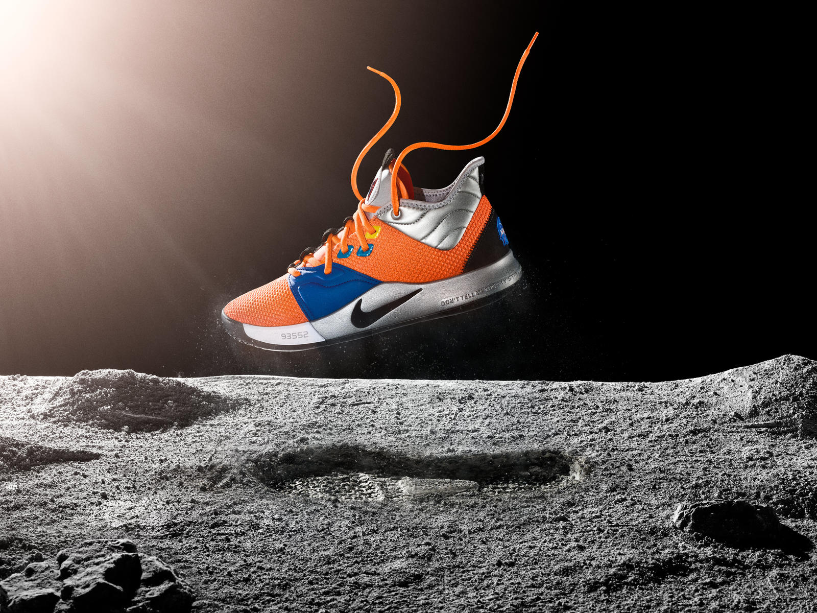 bf5792a9aea Nike   NASA Come Together For Paul George s New PG3 Signature Shoe