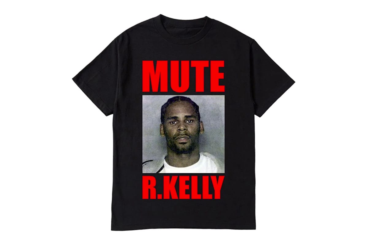 pizzaslime mute r kelly t shirt