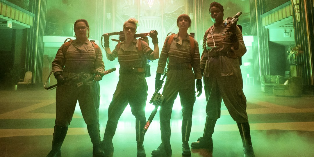 [WATCH] Check Out The First Trailer From 'Ghostbusters 3'