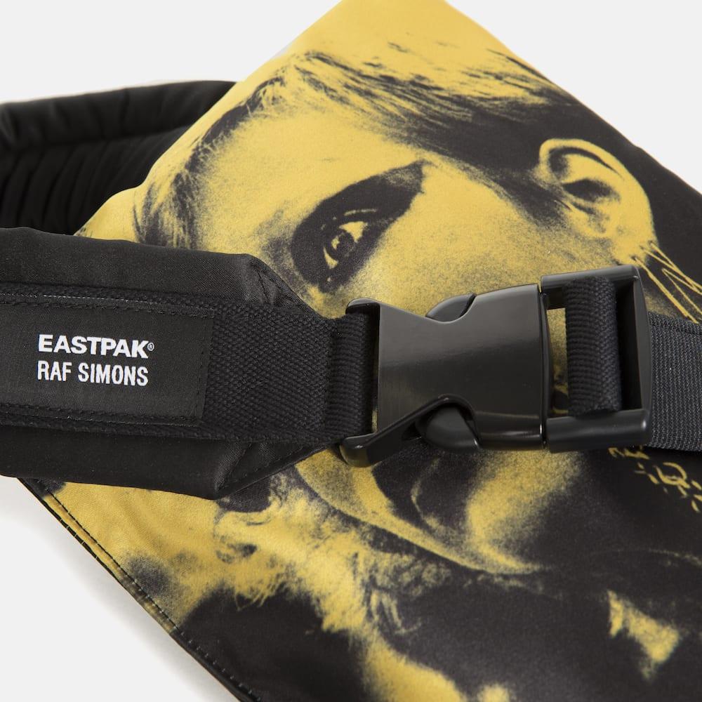 raf simons eastpak ss bag collection